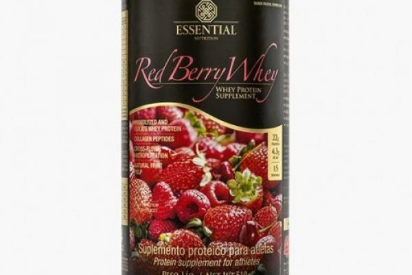 Red Berry Whey Protein